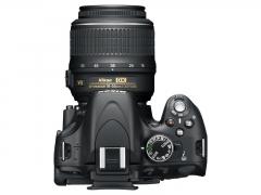 Nikon D5100, Nikon, D5100, upside View