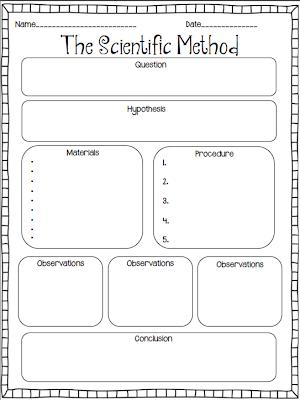Science Fair Worksheet | Free Printable Math Worksheets - Mibb-design ...
