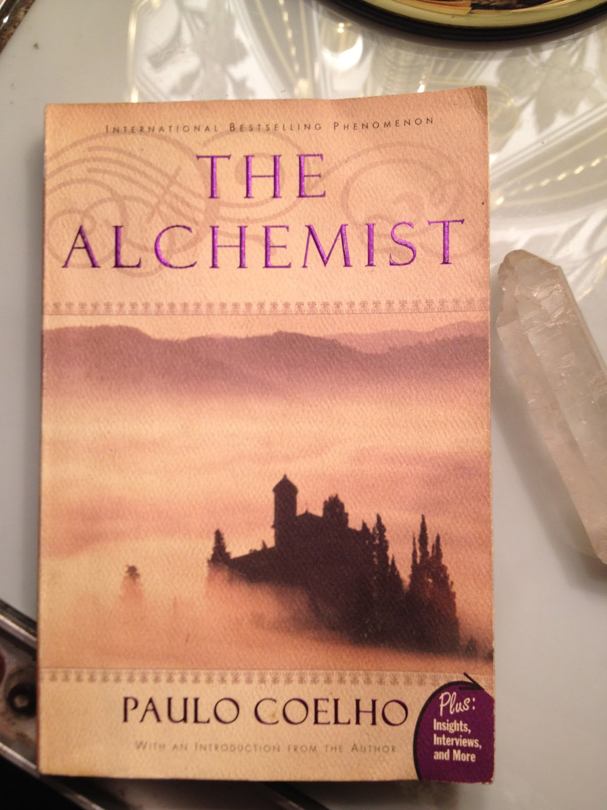 book the alchemist summary buy family wisdom from the monk who his  the alchemist can change your life cynthia troyer plot summary santiago an andalusian shepherd boy has