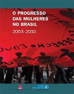 LIVRO: Progresso das Mulheres no Brasil 2003-2010