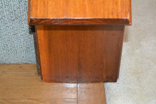 All I Can Say Is AMAZING! So I Went To Town. Next, The Piano Bench That Was  Scuffed Up When I Purchased It From A Garage Sale. I Previously Used Old  English ...