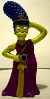 Front of Burger King Treehouse Horror Classics Marge Simpson from 2011
