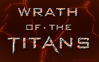 Edit Teks Wrath Of The Titans Dengan Photoshop
