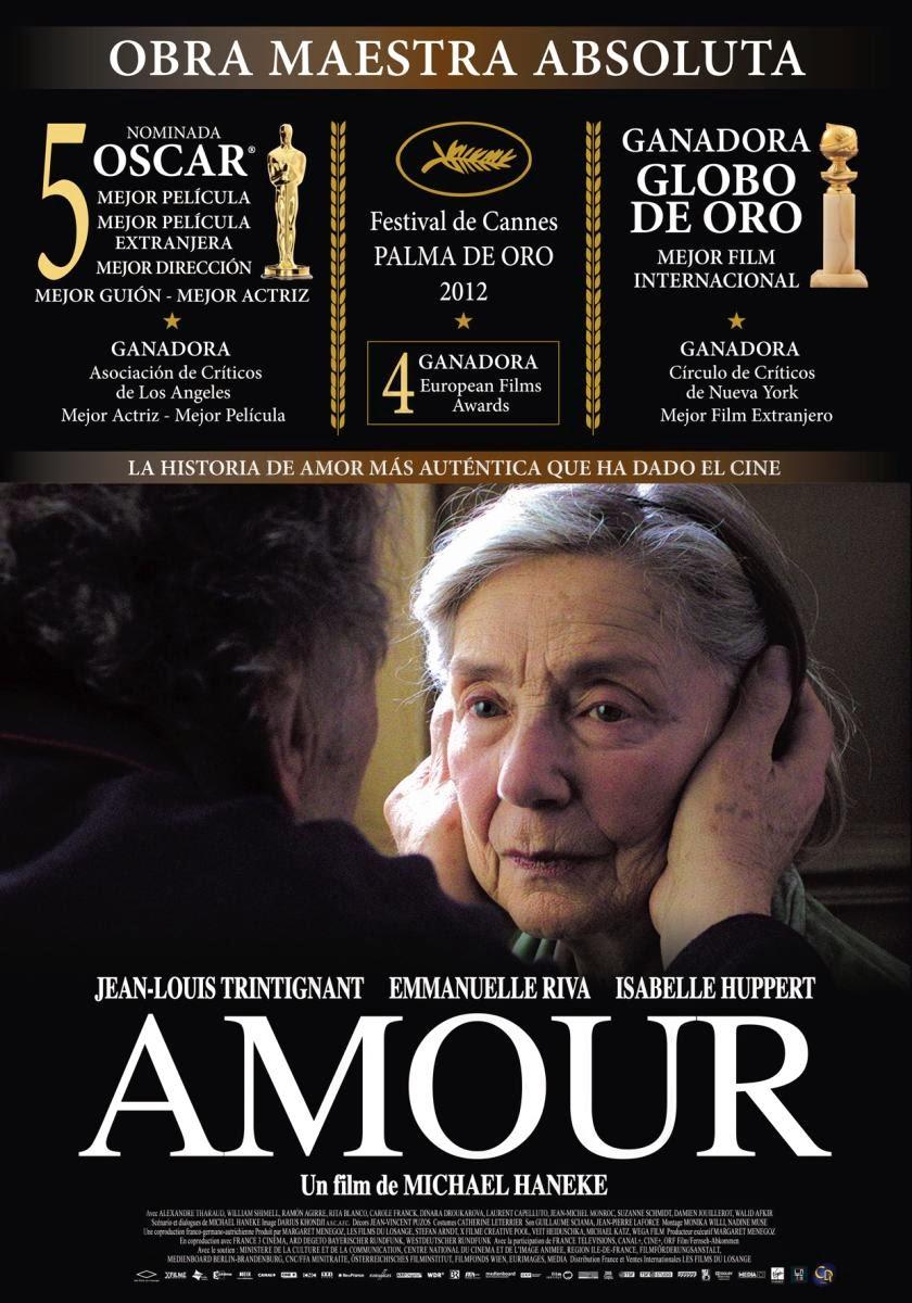 2013 yabanci dilde en iyi film altin kure odulu amour ask