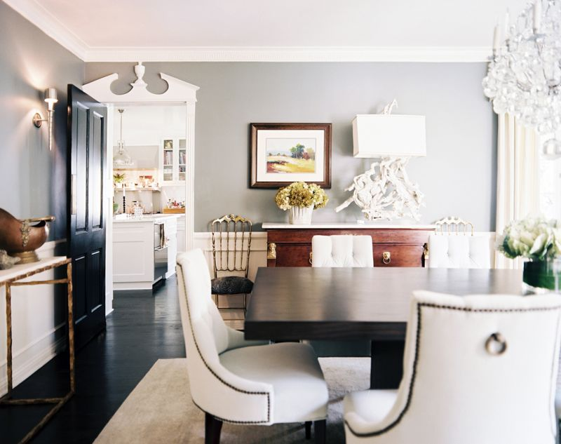 Mix and chic chic and beautiful dining areas for Beautiful dining area
