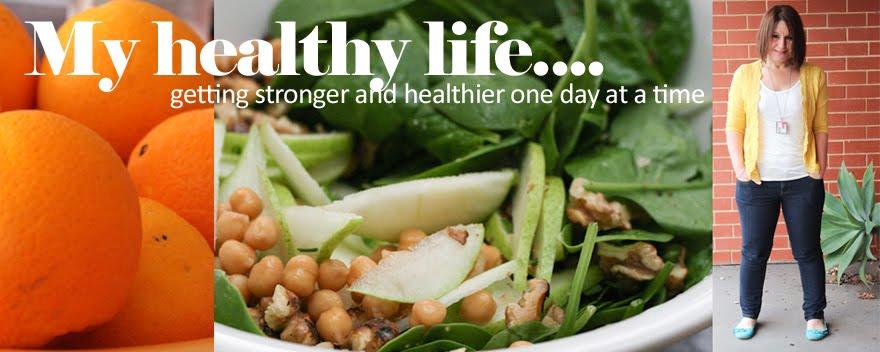 My health journey....