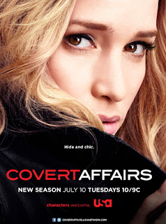 Covert Affairs – Todas as Temporadas – Legendado