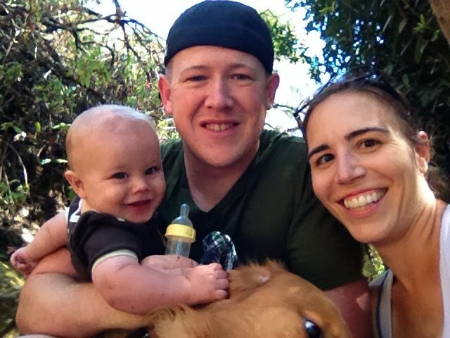 Ryan, Danielle & Harrison