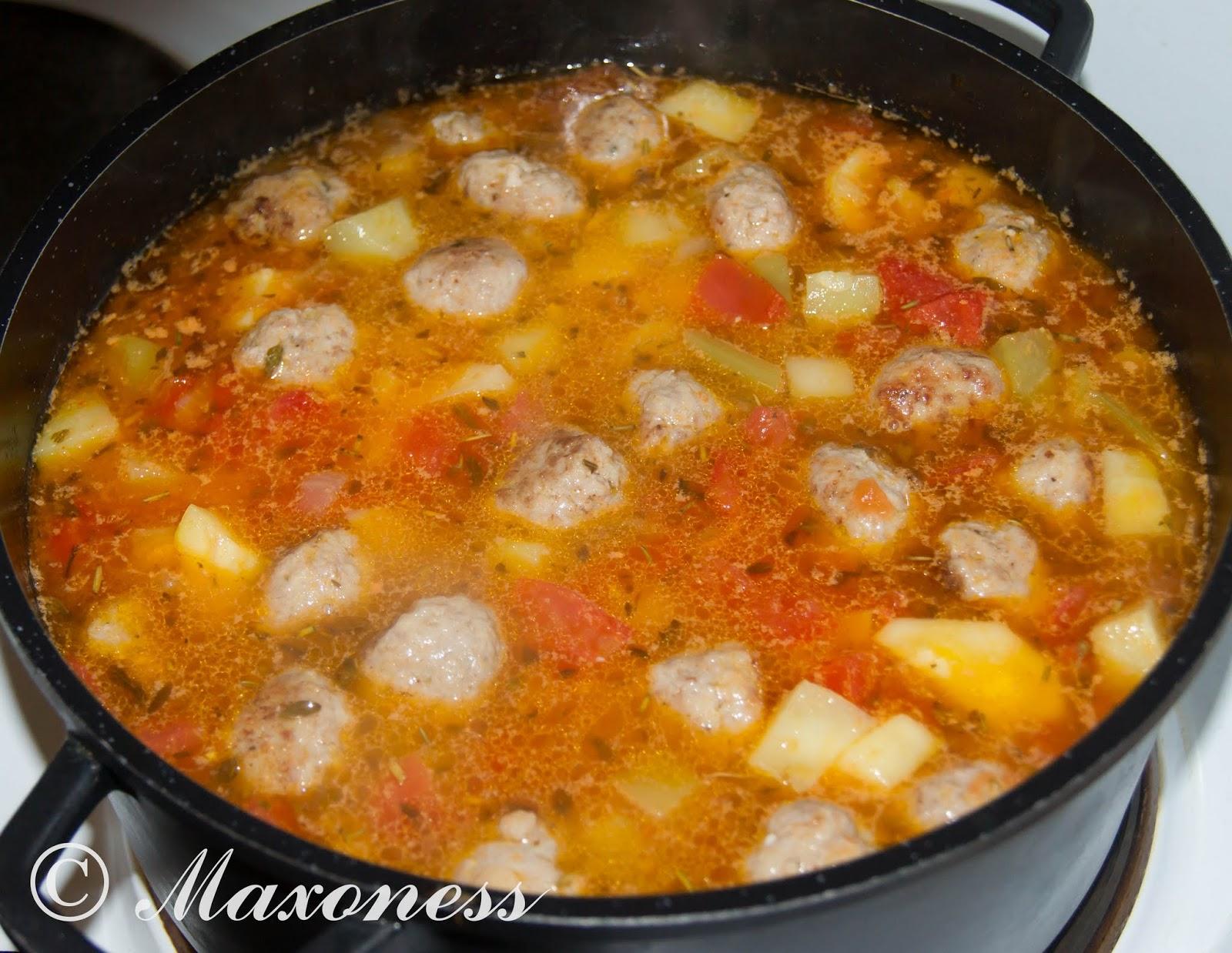 Как сделать фрикадельки в суп без риса