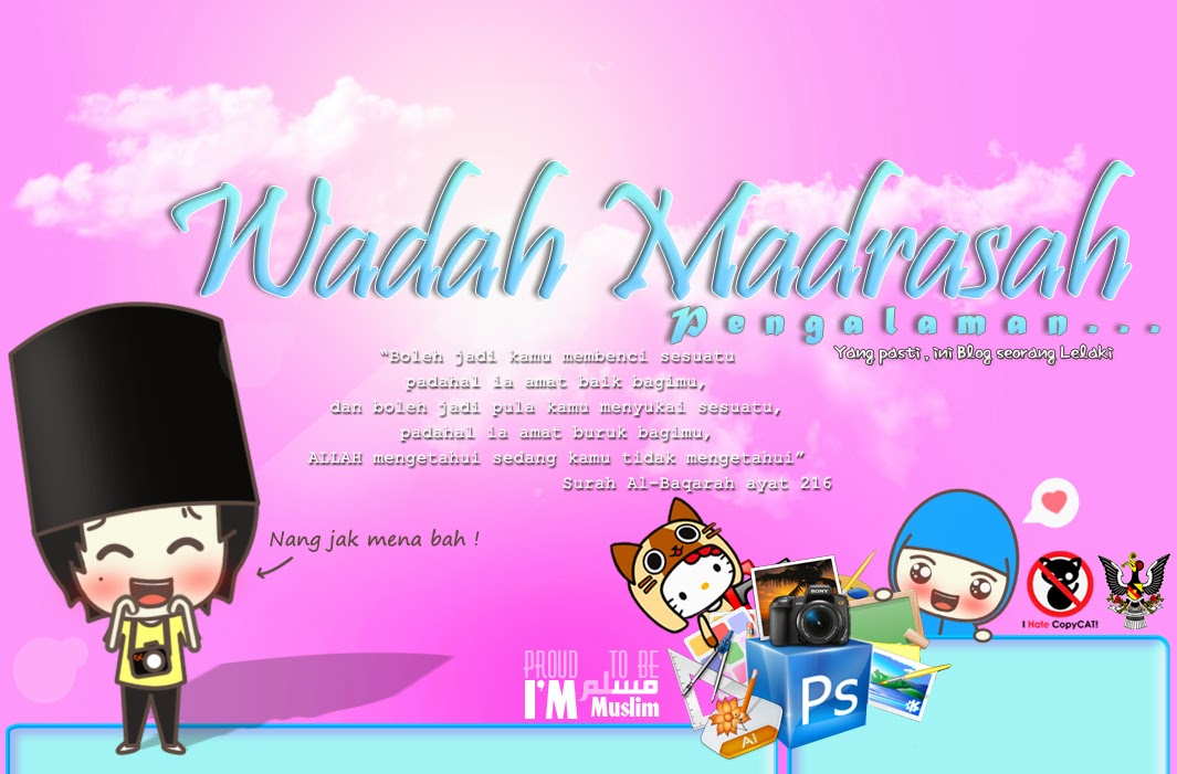 Wadah Madrasah Pengalaman