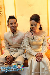 Perkahwinan Shuib Raja Lawak & Siti Sarah