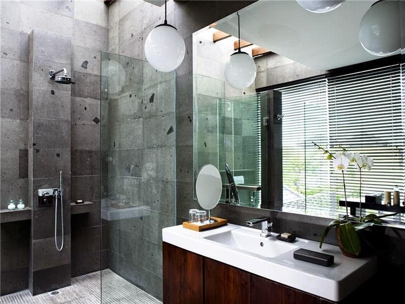 Id es pour petites salles de bains id es d co pour - Idee pour petite salle de bain ...