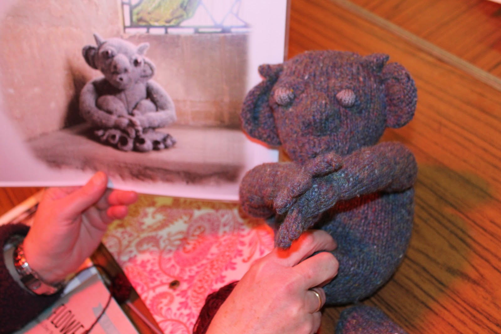 Knit Natter And Stitch New Bradwell : Knit, Natter & Stitch : Reported UFO sighting in Milton Keynes.