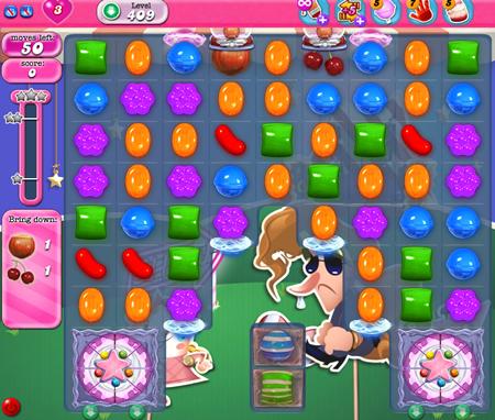 Candy Crush Saga 409