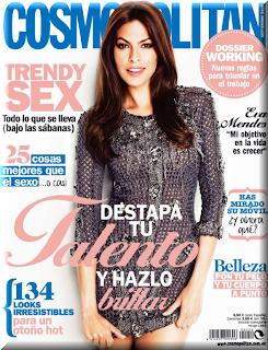 Revista: Cosmopolitan [España] - Septiembre 2011 [102.21 MB | PDF]