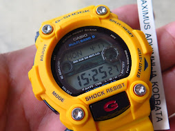 CASIO G-SHOCK GW-7900CD YELLOW - TOUGH SOLAR - BRAND NEW