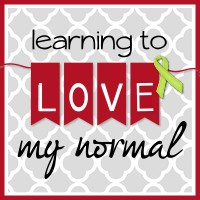 Learning to Love My Normal