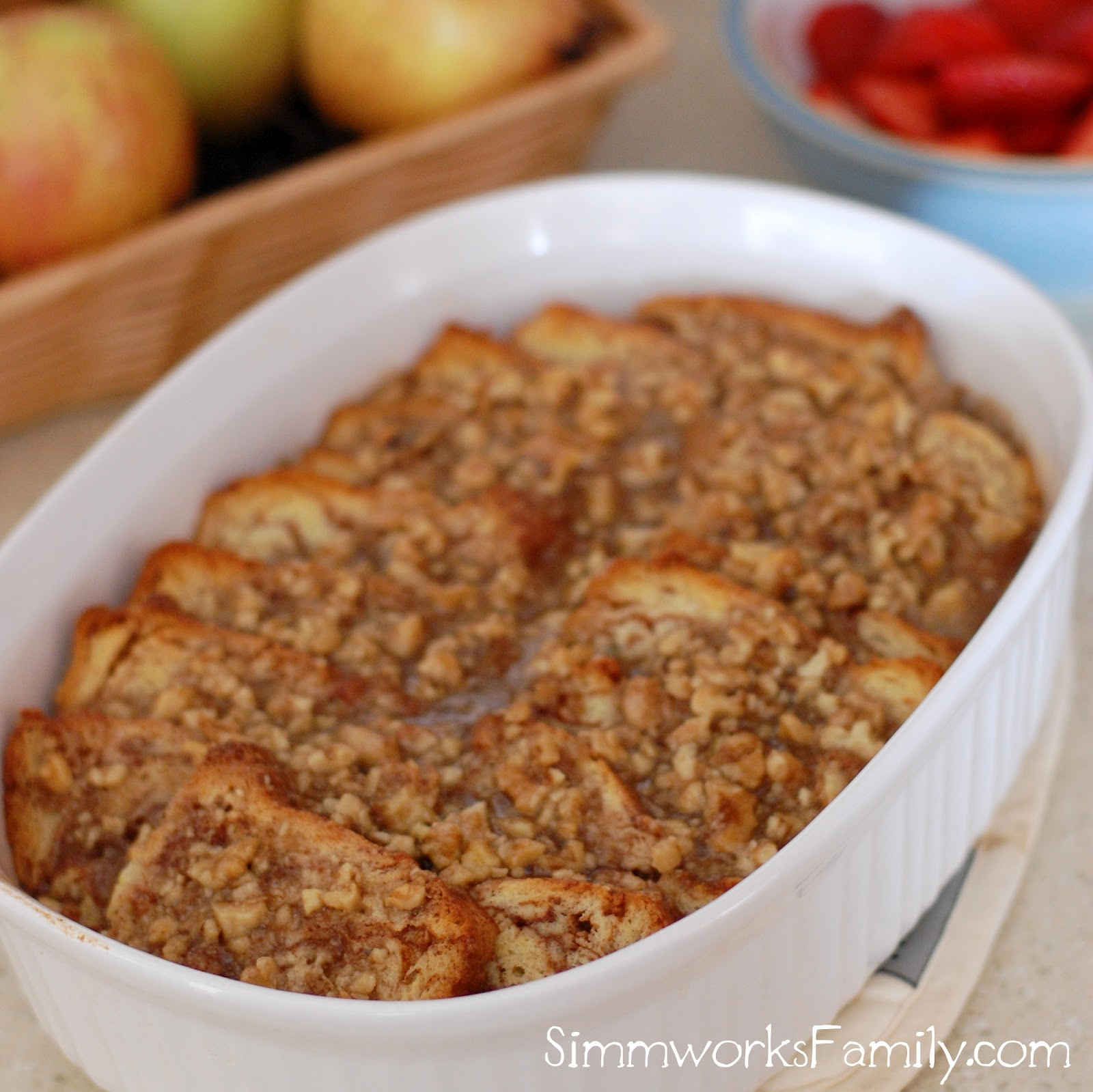 Overnight French Toast with Pecan Praline Topping {Breakfast Recipe ...