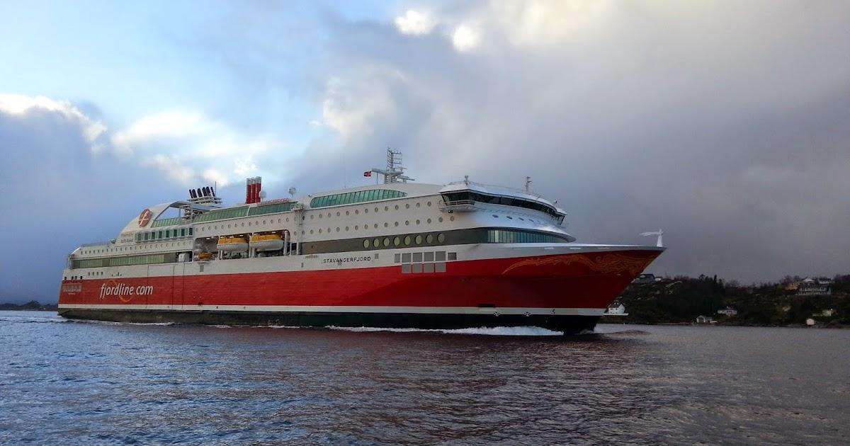 MS Stavangerfjord Ship Visit and