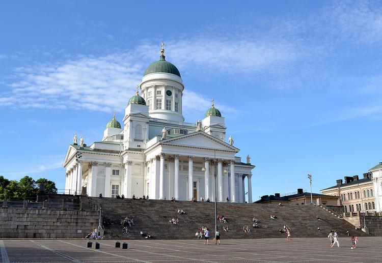 Imparare con la geografia 33 come studiare uno stato for Capitale finlandese