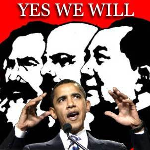 obama is a commie