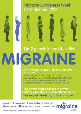 how to help a migraine without medicine