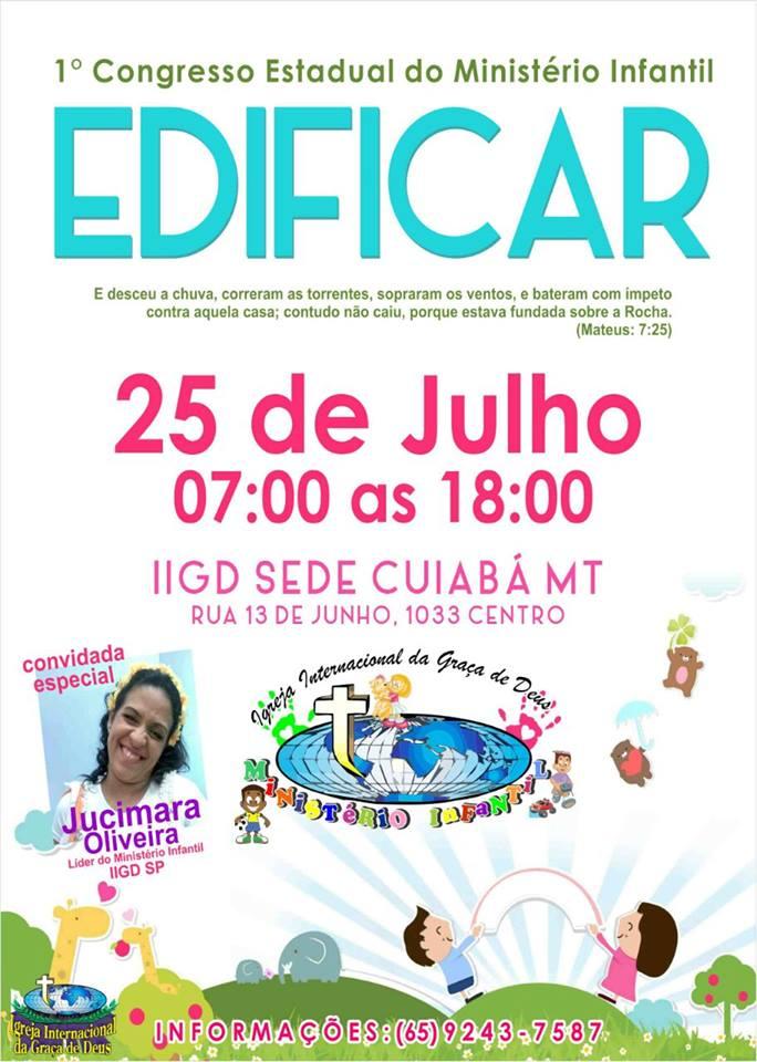 1° Congresso EDIFICAR