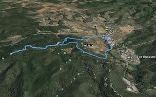 Ruta: Bonastre-La Mola del Tarragonès