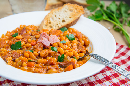 Ham Or Lamb Bean Soup Recipes — Dishmaps