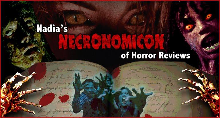 Nadia's Necronomicon