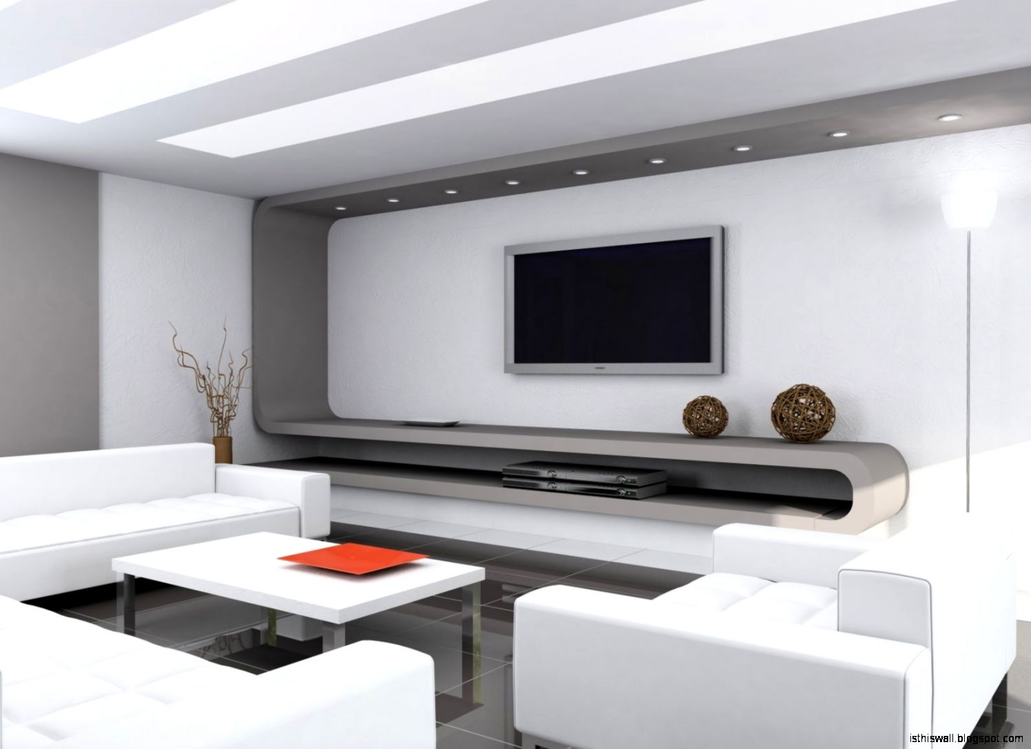 Interior Home Design Examples   Modern House Designs