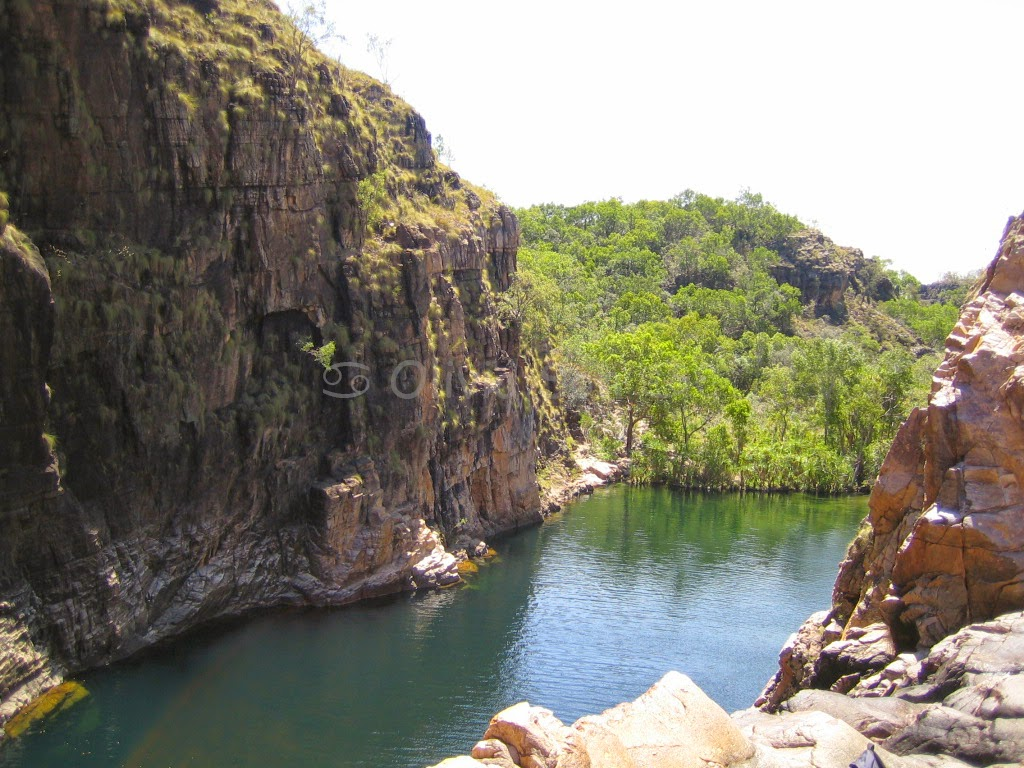 Barramundie Gorge, Kakadu National Park, Northern Territory, Australie