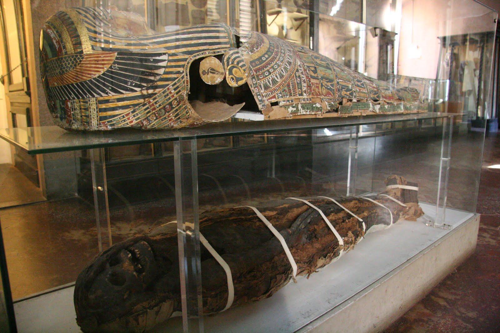 Il Museo Egizio di Firenze