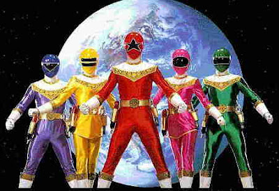 Blog ku macam macam power ranger dari masa ke masa gekisou sentai carranger jpn power rangers turbo usa voltagebd Images