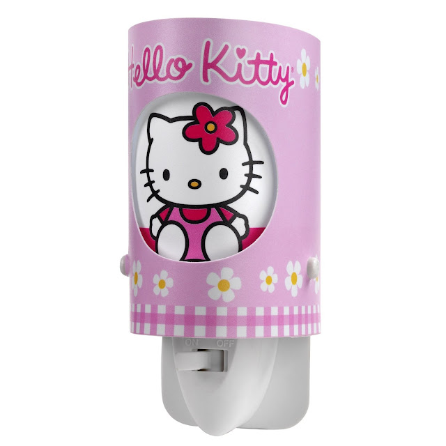 Veilleuse hello kitty : idee Veilleuse a led hello kitty pas cher
