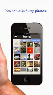 تحميل وشرح تطبيق مشاركة الملفات بين الاجهزة المختلفة بطريقة سحرية لنظام أندرويد وأى او إس مجاناً Bump 3.7.1 APK,iOS