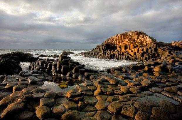 Giant's Causeway-Ireland