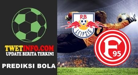 Prediksi RB Leipzig vs Fortuna Dusseldorf