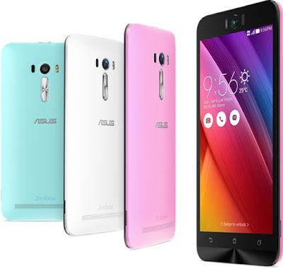 ASUS Zenfone Selfie : Buat Penggemar Selfie Dengan kamera Mumpuni