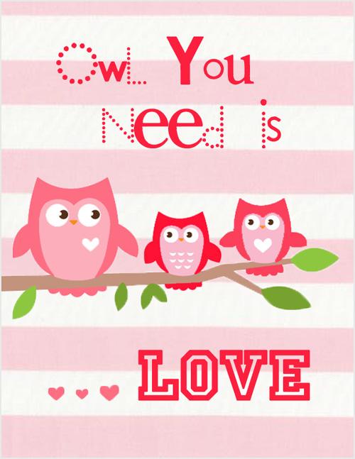 My Owl Barn 10 Valentine S Day Printables