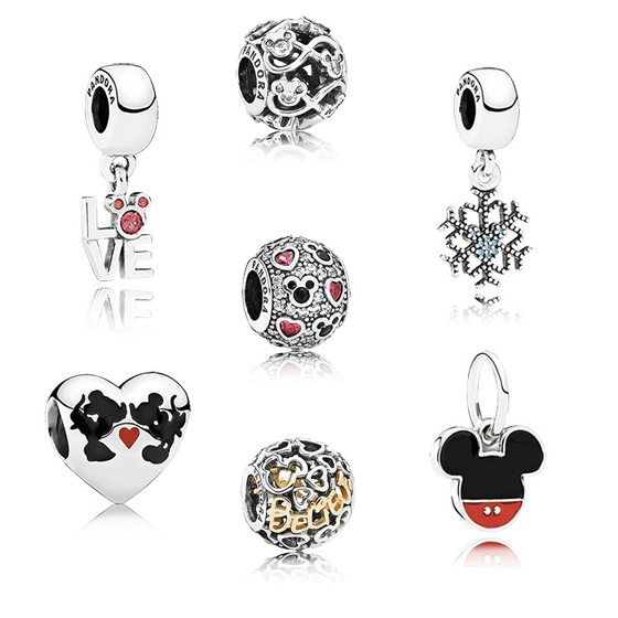 Now with the arrival of pandora s new collection of disney charms