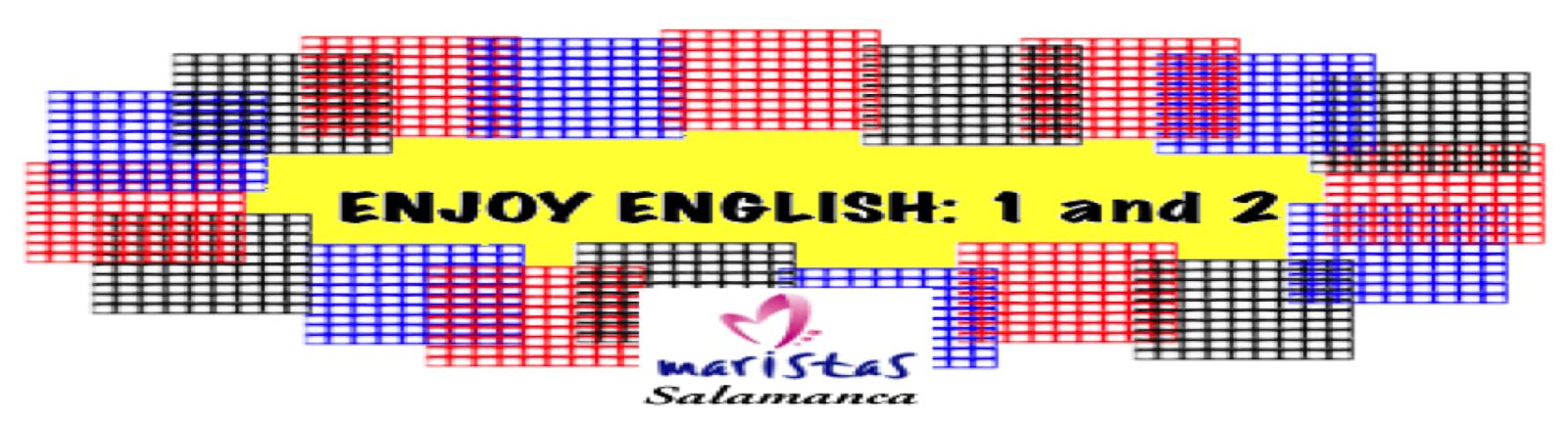 ENGLISH 1 AND 2
