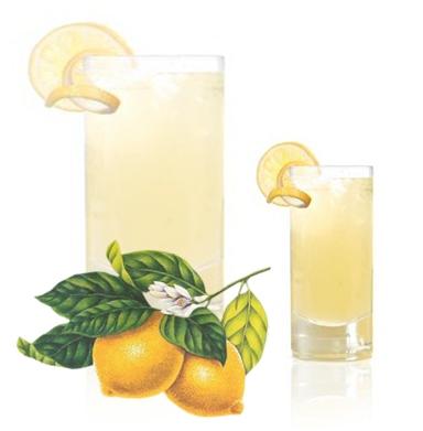 Lemoniada zamiast Coli