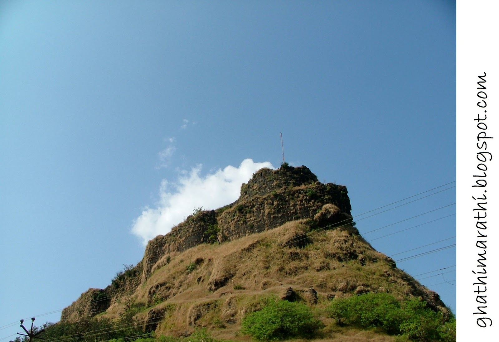 shivaji maharaj pratapgad fort photo images wallpapers
