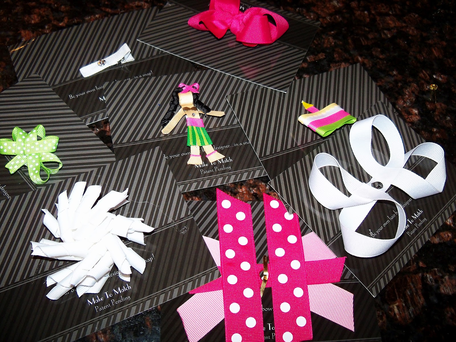 Make to Match Botique Bows