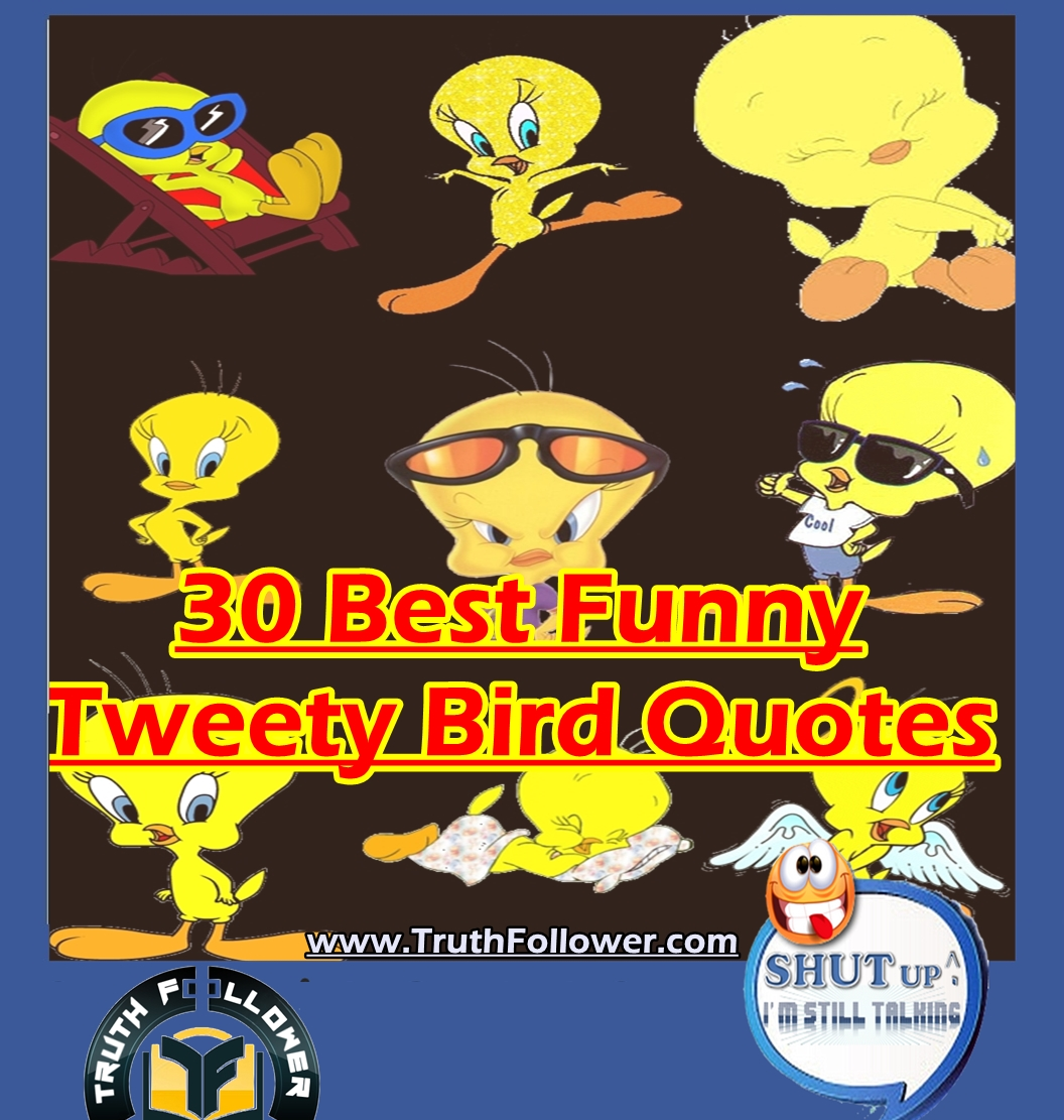 Best Tweety Bird Quotes