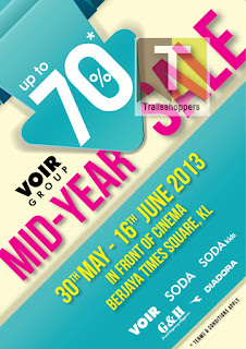 VOIR Group Mid-Year Sale 2013