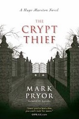 French Village Diaries book review The Crypt Thief Hugo Marston novel Mark Pryor Paris