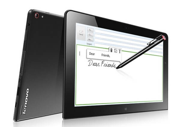 Lenovo launches the Thinkpad 10 convertible tablet in 2015 guise
