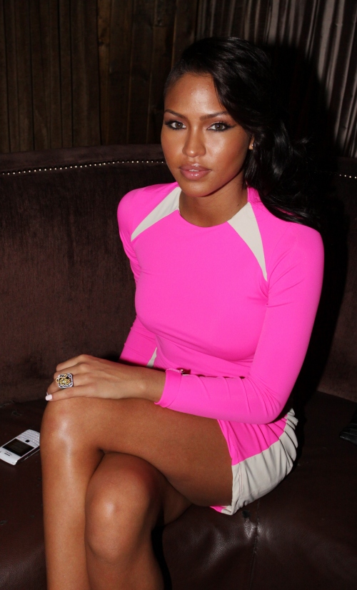 Beauty Inside And Out Cassie Ventura